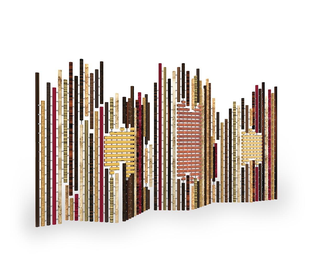 Lwazi Folding Screen