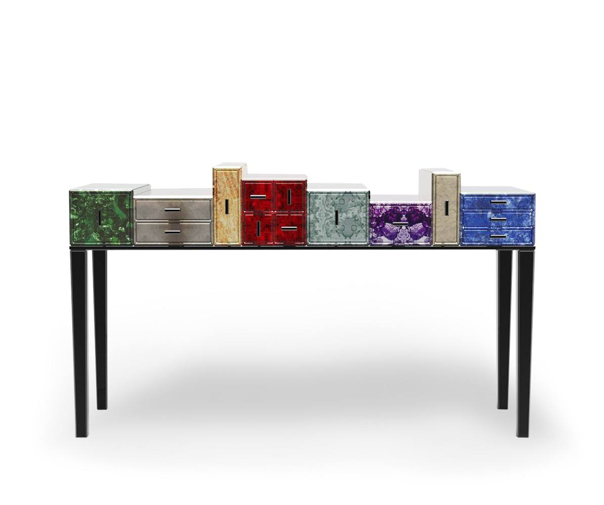 Tintoretto Console Table